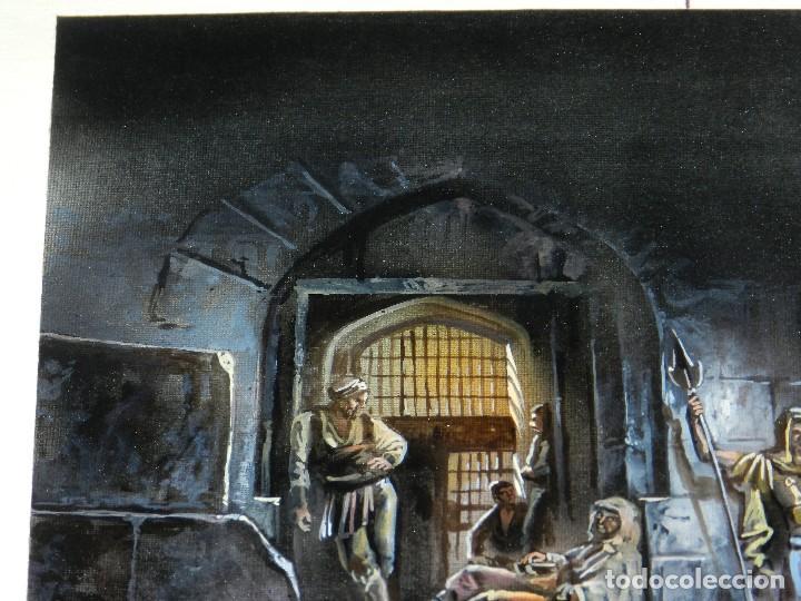 Cómics: (LR) DIBUJO ORIGINAL DE LUIS ROYO - SILVERGLASS , DIBUJO A COLOR , 36'5 X 25'5 CM, BUEN ESTADO - Foto 8 - 110903799