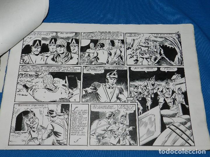 Cómics: (PU1) CUADERNILLO ORIGINAL EL PUMA NUM 8 - MARTINEZ OSETE - PORTADA Y 10 PAG - Foto 5 - 111674515