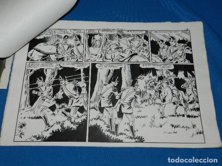 Cómics: (PU1) CUADERNILLO ORIGINAL EL PUMA NUM 8 - MARTINEZ OSETE - PORTADA Y 10 PAG - Foto 7 - 111674515