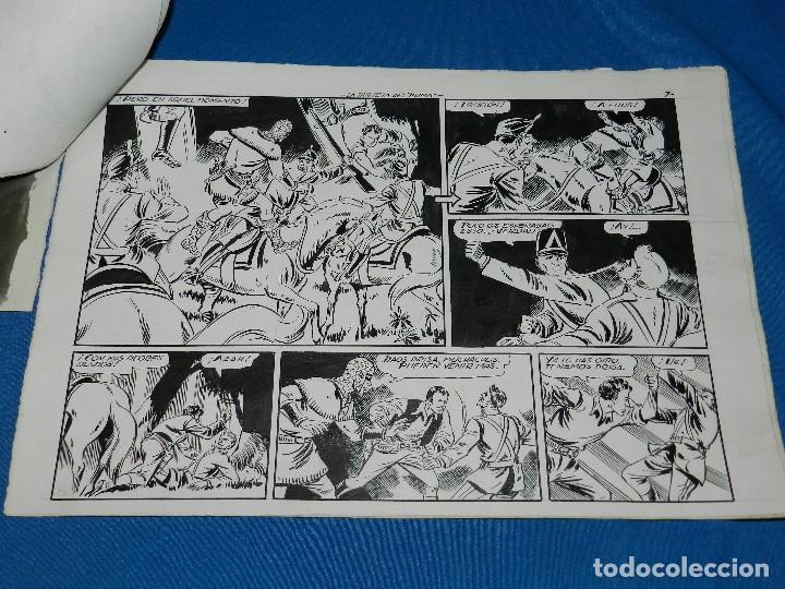 Cómics: (PU1) CUADERNILLO ORIGINAL EL PUMA NUM 8 - MARTINEZ OSETE - PORTADA Y 10 PAG - Foto 8 - 111674515