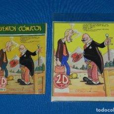 Cómics: (M) PORTADA ORIGINAL DIBUJADA POR JESUS BLASCO , PORTADA DE CUENTOS COMICOS , PORTADA A COLOR. Lote 111996175