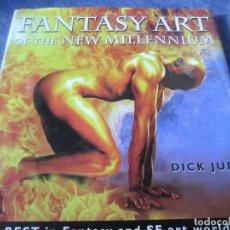 Cómics: FANTASY ART OF THE NEW MILLENIUM- DICK JUDE- HARPER COLLINS-1ª EDIC. 1999. Lote 112145475
