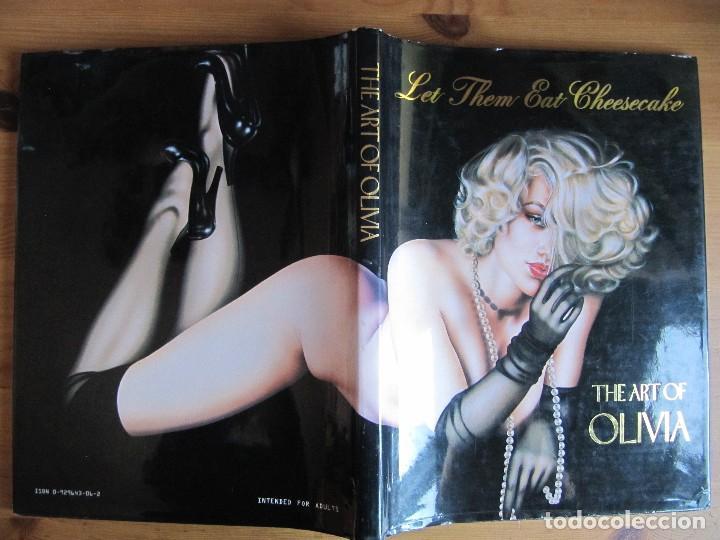 Cómics: Olivia De Berardinis – Let Them Eat Cheesecake – Second Slice –American Geisha - Foto 2 - 112394275