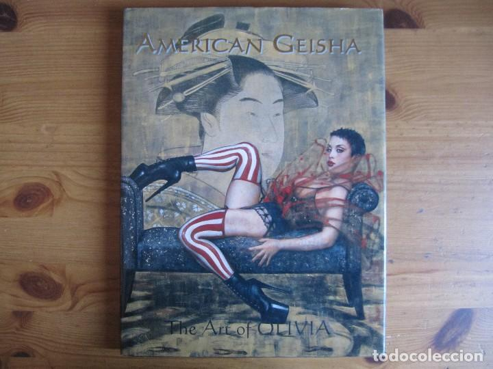Cómics: Olivia De Berardinis – Let Them Eat Cheesecake – Second Slice –American Geisha - Foto 45 - 112394275