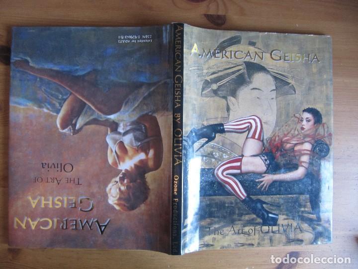 Cómics: Olivia De Berardinis – Let Them Eat Cheesecake – Second Slice –American Geisha - Foto 46 - 112394275