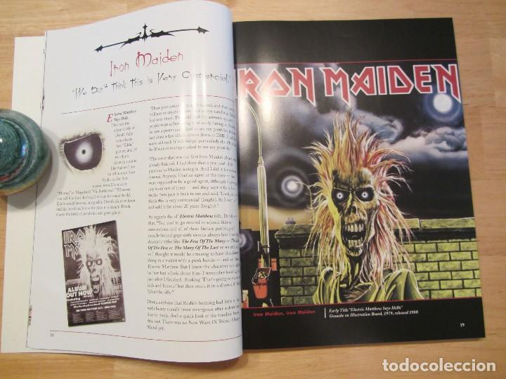 Cómics: Run for Cover: The Art of Derek Riggs - Foto 5 - 112916487