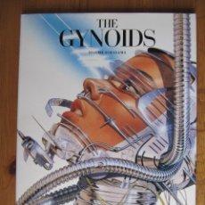 Cómics: HAJIME SORAYAMA - THE GYNOIDS. Lote 115557052