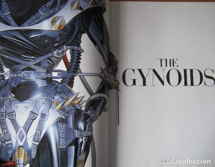 Cómics: HAJIME SORAYAMA - THE GYNOIDS - Foto 6 - 115557052