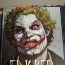 Cómics: EL JOKER HISTORIA VISUAL.BATMAN.DARK KNIGHT.. Lote 119918360