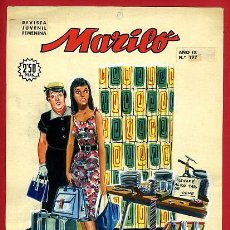 Cómics: DIBUJO ORIGINAL COLOR, JOSE LUIS , PORTADA DE MARILO , Nº 197 , ORIGINAL , M3. Lote 122577931