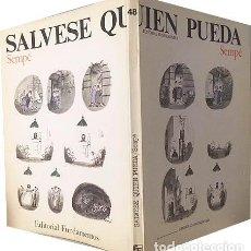 Cómics: SEMPÉ : SÁLVESE QUIÉN PUEDA (1ª ED ESPAÑOLA 1973. CÓMIC. HUMOR . Lote 124346147