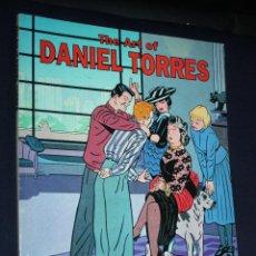 Cómics: THE ART OF DANIEL TORRES. . Lote 126097867