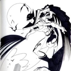 Comics: SALÓN DEL CÓMIC DEL PRINCIPADO DE ASTURIAS HOMENAJE DE BREYFOGLE TAMAÑO 21X28 PORTADA WENDIGO Nº 103. Lote 126709767