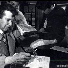 Cómics: SALON DEL COMIC DEL PRINCIPADO DE ASTURIAS FOTOS ADOLFO A. BUYLLA-OVIEDO 1984 . Lote 127460903