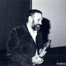 Cómics: FOTOS SALON DEL COMIC DEL PRINCIPADO DE ASTURIAS - 1987 ARBESU Y EL PREMIO HAXTUR. Lote 127508935