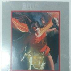 Cómics: BATMAN & ROBIN LITOGRAFIA ALEX ROSS. Lote 130358387