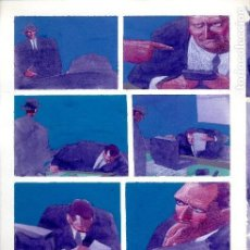 Cómics: JUSTICE INC PAG.2 HELFER Y KILLE BAKER ART COMIC JOYA PREMIO HAXTUR SALON COMIC PRINCIPADO ASTURIAS. Lote 130476782