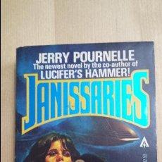 Cómics: JANISSARIES (ILUSTRACIONES LUIS BERMEJO). Lote 130579822