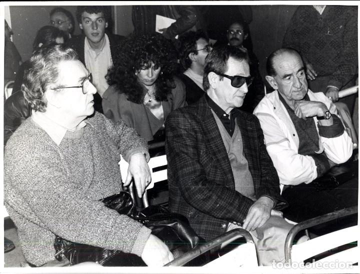 Cómics: VICTOR, CHIQUI DE LA FUENTE JUNTOA BRESCCIA SALONDEL COMIC DEL PRINCIPADO DE ASTURIAS 1988 - Foto 3 - 37169294