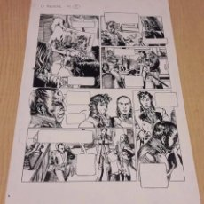 Cómics: IMPERIO. IGOR KORDEY. PAGINA DE COMIC ORIGINAL ART.. Lote 133699342