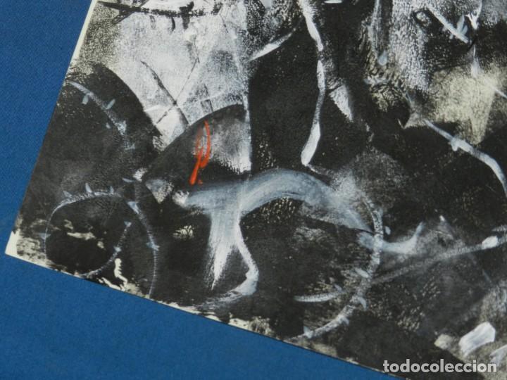 Cómics: (B/D) DIBUJO ORIGINAL DE GEORGE PRATT (TEXAS 1960) ESPECTACULAR DIBUJO ORIGINAL MILITAR 455X355 CM - Foto 5 - 134416178