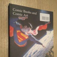 Cómics: COMIC BOOKS AND COMIC ART (SOTHEBY'S) 1999. Lote 135111326
