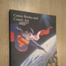 Cómics: COMIC BOOKS AND COMIC ART (SOTHEBY'S) 1999. Lote 135111590