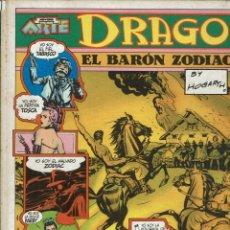 Cómics: NOVENA FRONTER Nº 1 - 2 Y 3 TOMOS DRAGO-MANDRAKE Y CAPITAN MISTERIO(SE ADMITEN OFERTAS). Lote 135446558