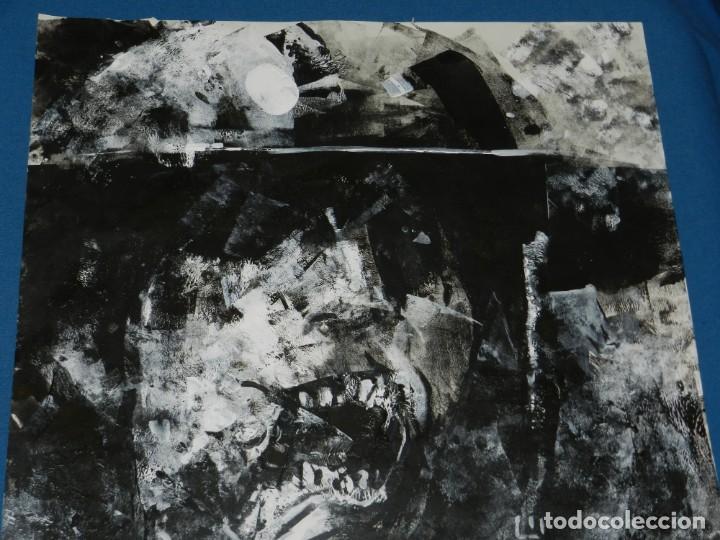 Cómics: (B/D) DIBUJO ORIGINAL DE GEORGE PRATT (TEXAS 1960) TITULADO: SCREAM SOLDADO INGLES , 61 X 46 CM - Foto 3 - 135692503