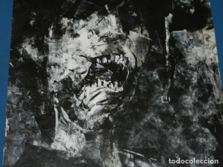 Cómics: (B/D) DIBUJO ORIGINAL DE GEORGE PRATT (TEXAS 1960) TITULADO: SCREAM SOLDADO INGLES , 61 X 46 CM - Foto 4 - 135692503