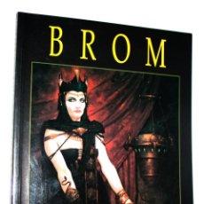 Cómics: EL ARTE DE BROM: OFRENDAS (ESPECTACULAR LIBRO DE ILUSTRACIONES). Lote 136297838
