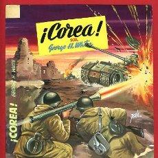 Cómics: DIBUJO ORIGINAL COLOR, TOMAS PORTO , COLECCION COMANDOS, COREA ,M4. Lote 139744706