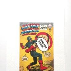Cómics: JOHNNY LOVE LTD. ED. 21X15CM GRAN IMPRESIÓN FIRMADA CON CERTIFICADO DE AUTENTICIDAD - STREET ART. Lote 140473890