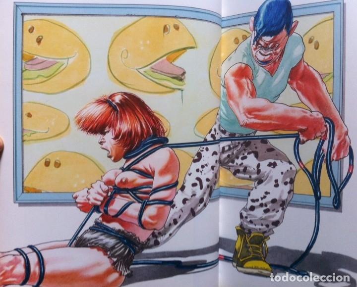 Cómics: LIBRO ILUSTRACIONES - LES UNIVERS DE LIBERATORE - 2004 ALBIN MICHEL - EN FRANCÉS 25x33 CTMS RANXEROX - Foto 3 - 194254802