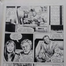 Cómics: ORIGINAL HARSH REALM - ANDREW PAQUETTE / JOHN RIDGWAY. Lote 142390490