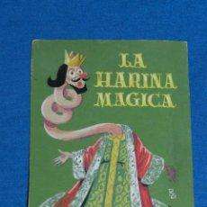 Cómics: (RG12) DIBUJO PORTADA ORIGINAL DE RIPOLL - LA HARINA MAGICA , PORTADA DE CUENTO, 12'5 X 9 CM. Lote 145492742