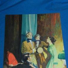 Cómics: (LO2) PORTADA A COLOR DE LOZANO OLIVARES - HUMILLADOS Y OFENDIDO FEDOR DOSTOYEWSKI , EDT TORAY. Lote 146267414