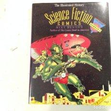 Cómics: THE ILLUSTRATED HISTORY OF COMICS Nº 3 SCIENCE FICTION COMICS. Lote 146779166