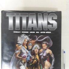 Cómics: TITANS LAS VISIONES HEROICAS DE BORIS VALLEJO Y JULIE BELL - NORMA - NUEVO. Lote 147391954