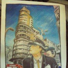 Cómics: JAVIER DE JUAN - CARTEL CAPITOL - PORT SAID EDICIONES, 1985. Lote 148015486