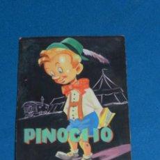 Cómics: (RG18) DIBUJO PORTADA ORIGINAL DE RIPOLL - PINOCHO , PORTADA DE CUENTO, 12'5 X 9 CM . Lote 148343414
