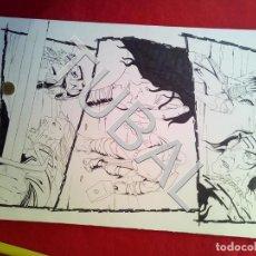 Cómics: TUBAL FARO MIGUEZ DIBUJO ORIGINAL GRAN TAMAÑO COMIC ARTISTA DIBUJANTE SEVILLANO SEVILLA. Lote 149251650