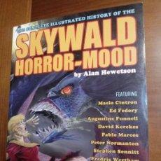 Cómics: SKYWALD HORROR-MOOD BY ALAN HEWETSON. Lote 150990570