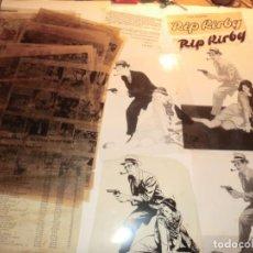 Cómics: FOTOLITOS ORIGINALES DE RIP KIRBY,!!DE COLECCIONISTA!!. Lote 151967054