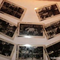 Cómics: FOTOLITOS ORIGINALES DE VARIOS NUMEROS DE DIEGO VALOR,!!DE COLECCION!!. Lote 151971686