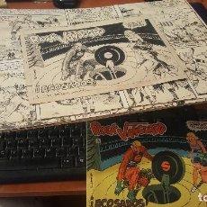 Cómics: ROCK VANGUARD N° 3, DIBUJOS ORIGINALES DE A. GUERRERO, CUBIERTA Y 9 PAGINAS, DE EDITORIAL ROLLAN. Lote 152173698