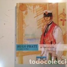 Cómics: HUGO PRATT, LA MANO DE DIOS. Lote 154432570