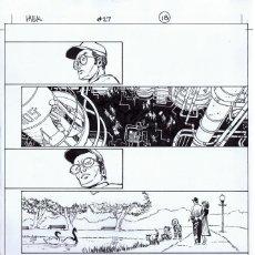 Cómics: ORIGINAL DE HULK POR JOHN ROMITA JR. . Lote 154537106