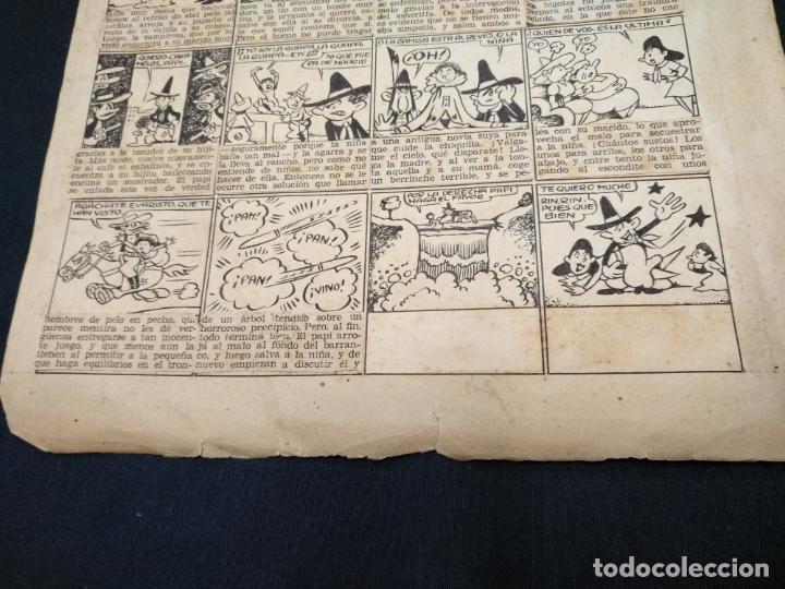 Comics: DIBUJO ORIGINAL - SIN FIRMAR - MEDIDAS APROXIMADAS 34 CM X 22 CM - Foto 7 - 155132510
