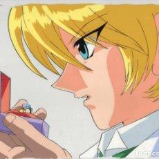 Cómics: SHIN HAKKENDEN ORIGINAL JAPANESE ANIMATION CEL W/DOUGA A3/B4. Lote 155530514
